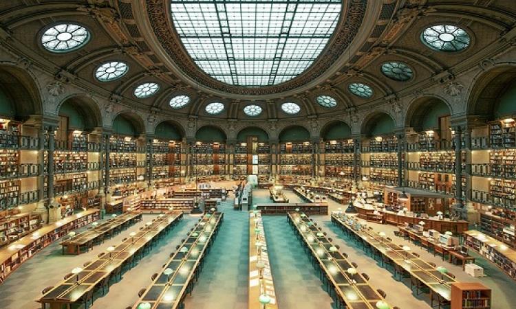 بالصور .. أروع وأجمل المكتبات العريقة حول العالم