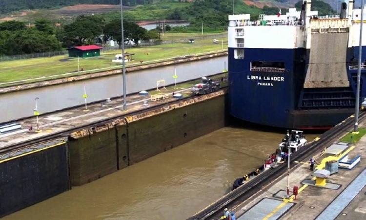 """قناة """"نيكاراجوا"""" ستحرم بنما 30% من حركة الملاحة"""