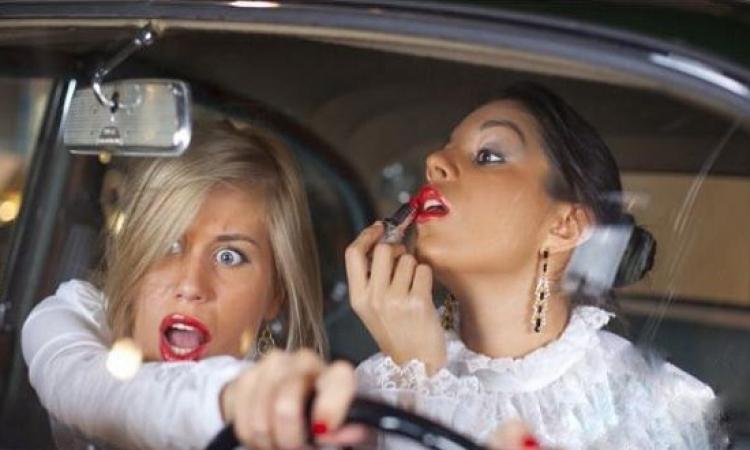 دراسة : النساء أفضل من الرجال فى قيادة السيارات .. أكيد مش فى مصر
