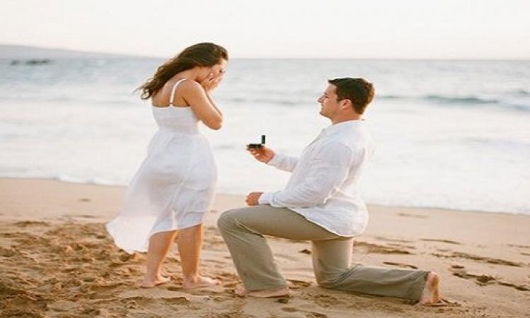 عقد قران فوق قمة الهرم والعروسة تفقد الوعى؟!