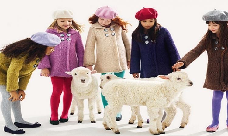 بالصور .. مجموعة متميزة من أزياء الشتاء لأميرتك الصغيرة