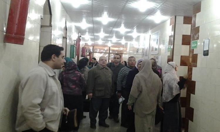 الصحة : خروج 137 حالة من حالات اشتباه التسمم بمدينة طالبات الأزهر بأسيوط