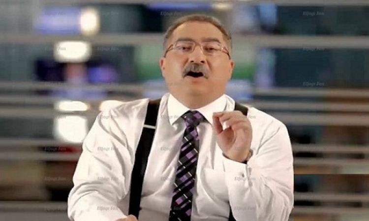 """إبراهيم عيسى """"Boss"""" فى MBC مصر"""