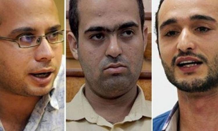 رفض طعن ماهر وعادل ودومة على حبسهم 3 سنوات وتاييد الحكم