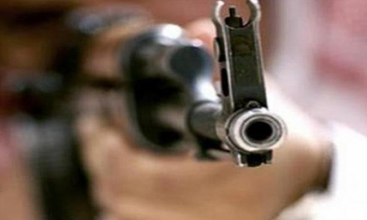 عناصر ملثمه تطلق النار على مركز شرطه ابشوى