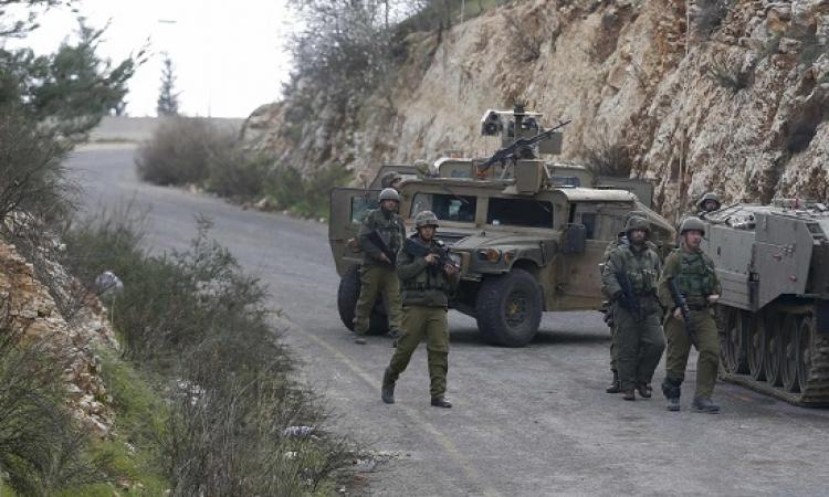 9 مصابين فى استهداف حزب الله لدورية اسرائيلية بجنوب لبنان