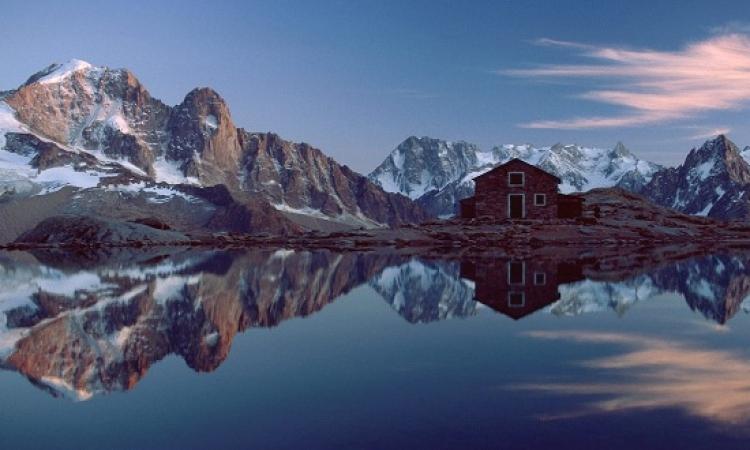 جبال الألب الساحرة .. بعين مختلفة وبنظرة جديدة