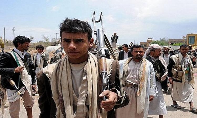 الحوثيون يسيطرون على اللواء 35 الموالى للرئيس اليمنى بمدينة تعز