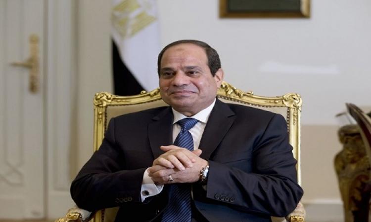 اليوم .. السيسى يلتقى رئيس شركة سيمنس بحضور وزير الكهرباء