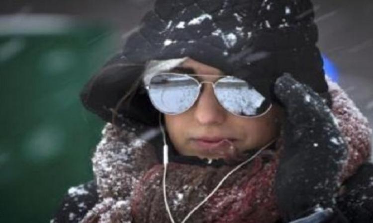 نيويورك …والعاصفة الثلجية التاريخية