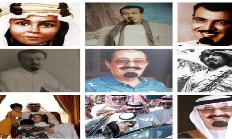 بالصور.. حياة الملك عبد الله فى سطور