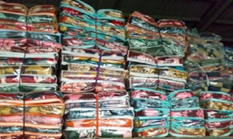 500 بطانية لمواجهة برد الشتاء .. فهل تكفى؟!