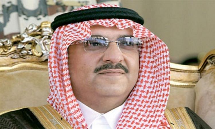 تعيين الأمير محمد بن نايف وليا لولى العهد السعودى