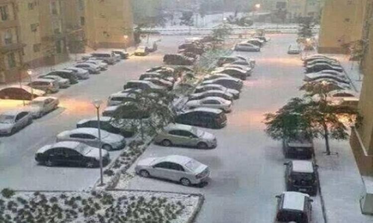 مصر غلبت لندن فى البرد والتكتكه.. الأرصاد الجوية: درجة الحرارة 2 تحت الصفر