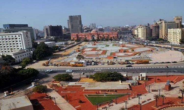 رئيس الوزراء يفتتح جراج التحرير بسعة 1700 سيارة