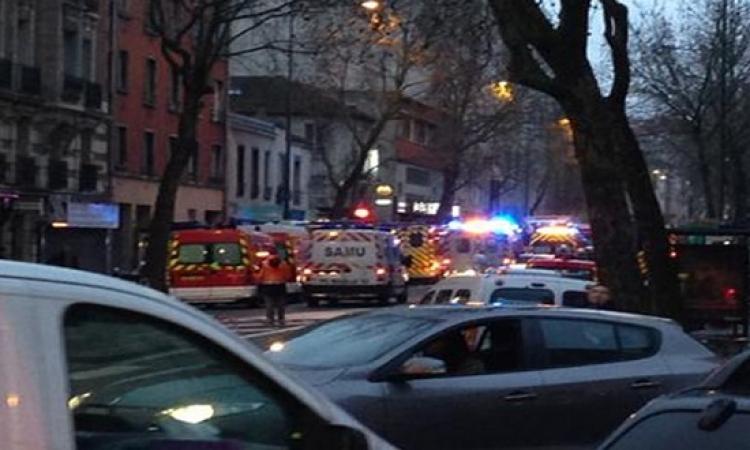 إصابة شخص إثر إطلاق نار جنوب باريس