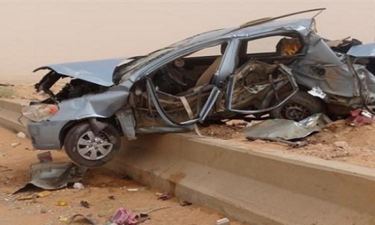 حادث مروع على طريق سوهاج يتسبب فى 25 قتيلا