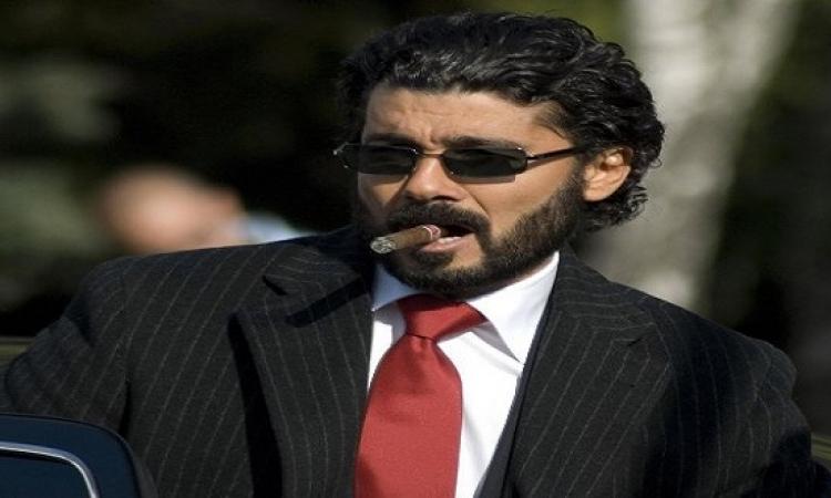 """خالد النبوى يعرب عن سعادته البالغة بردود الأفعال عن دور """"نديم فخرى"""""""