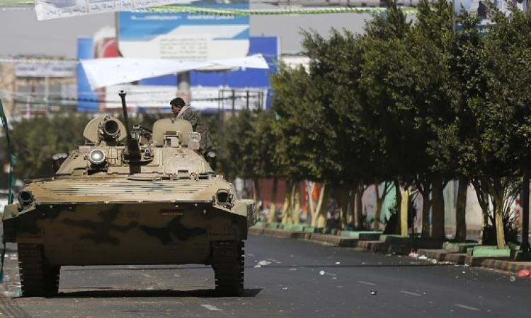 بدء سريان وقف إطلاق النار فى صنعاء عقب اشتباكات بين الجيش والحوثيين