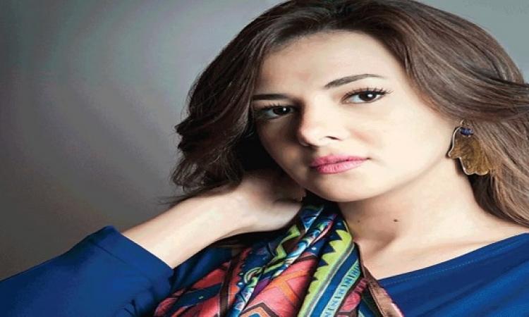 بالصور.. دنيا سمير غانم قبل زفافها بساعات