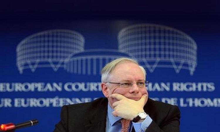 """رئيس المحكمة الأوروبية لحقوق الإنسان يصف انسحاب روسيا من المجلس الأوروبى بالـ""""كارثة"""""""