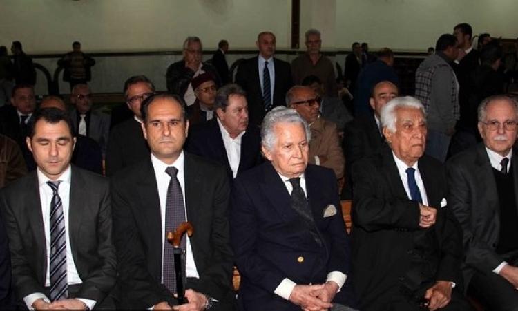 محمد عبدالوهاب زوج فاتن حمامة  .. العاشق الصامت
