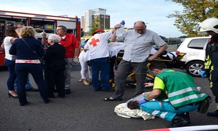 حادثه مأسويه لسائق قطار ببورسعيد تؤدى لبتر قدميه
