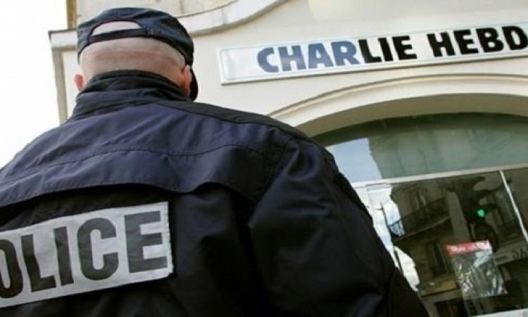 12 قتيلا و10 مصابين فى هجوم على الصحيفة الفرنسية التى نشرت رسوما مسيئة للرسول