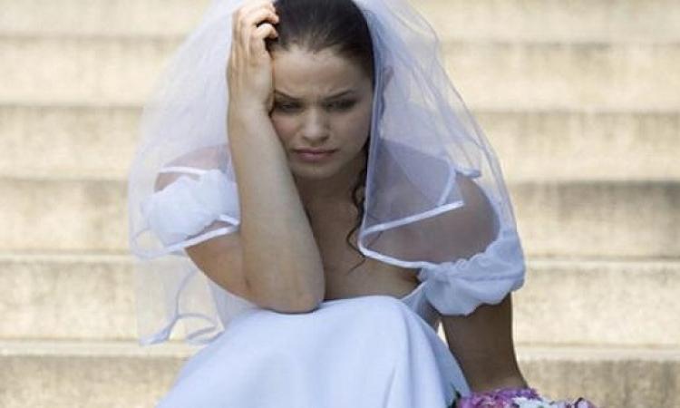 حوادث الزفاف كترت اليومين دول .. فتاة تفضح عريسها فى يوم فرحها