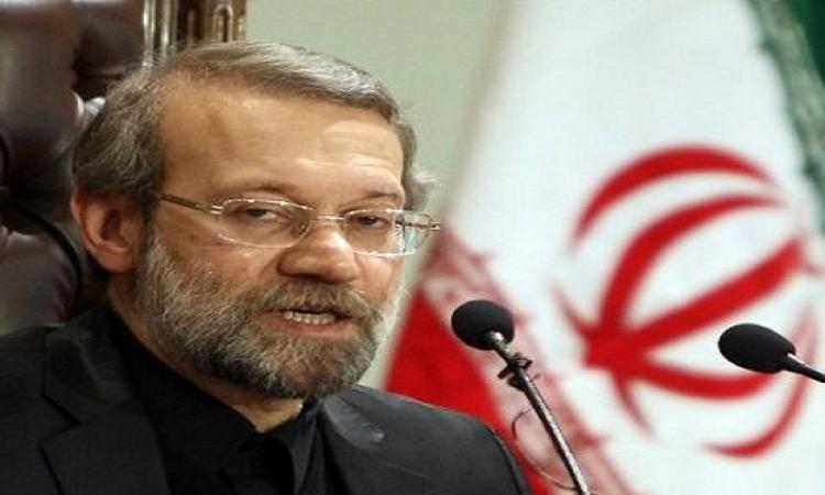 """رئيس البرلمان الإيرانى: حادث """"شارلى إيبدو"""" نتيجة لدعم الغرب الإرهاب فى سوريا"""