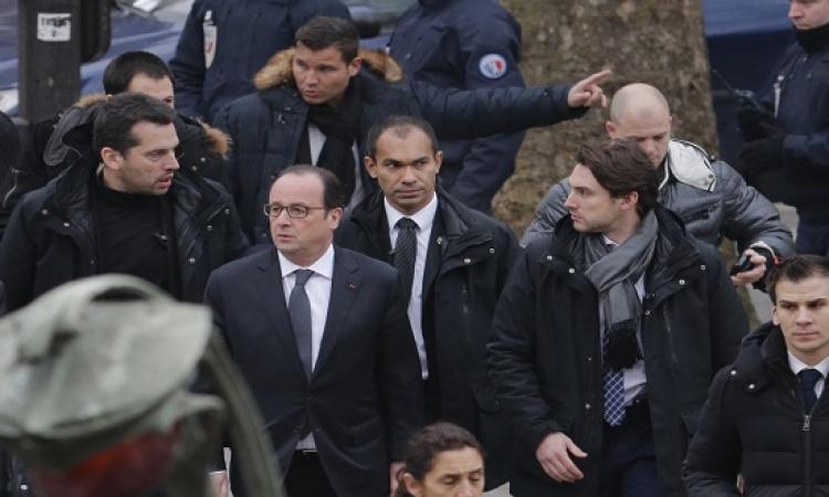 مصر تدين الهجوم على مقر مجلة Charlie Hebdo الفرنسية
