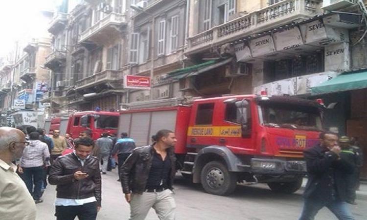 """الإخوان يشعلون النيران فى رئاسة حى الهرم بـ""""فيصل"""""""