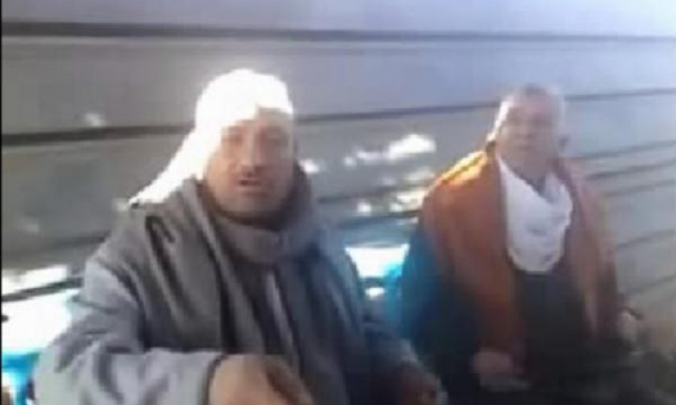 مواطن منوفى يطلب من السيسي نسبة 10% ليرشده على كنز قارون