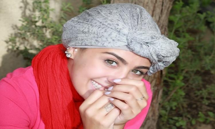 بالصور .. لفات طرح .. على طريقة محمود المليجى!!