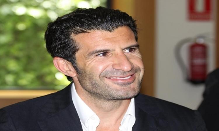 لويس فيجو يترشح لرئاسة الفيفا