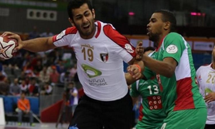 منتخب مصر لليد يبحث عن حسم التأهل مبكراً أمام التشيك بمونديال قطر