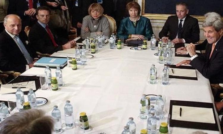 محادثات أوروبية مع أيران بشأن طموحاتها النووية