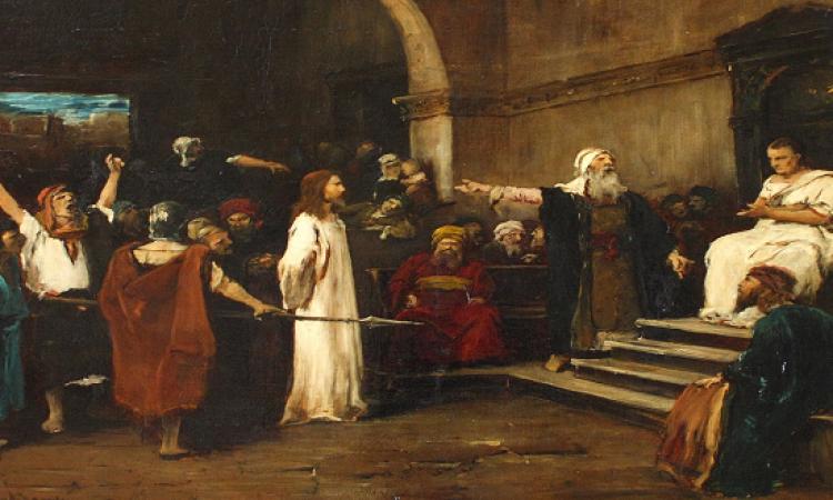 """واشنطن بوست : العثور على المكان المحتمل لمحاكمة """" المسيح """" فى القدس"""