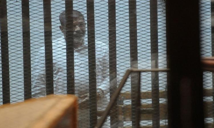"""الجنايات تستمع اليوم إلى دفاع مرسى فى """" أحداث الاتحادية """""""