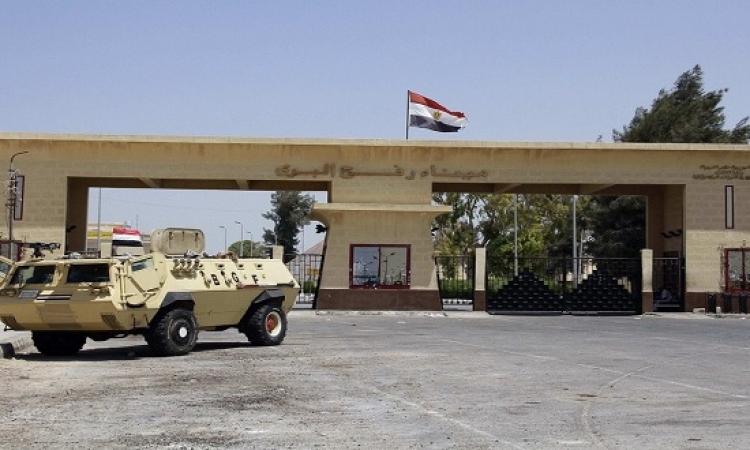 مد فتح معبر رفح لغد الخميس بالاتجاه من مصر إلى قطاع غزة