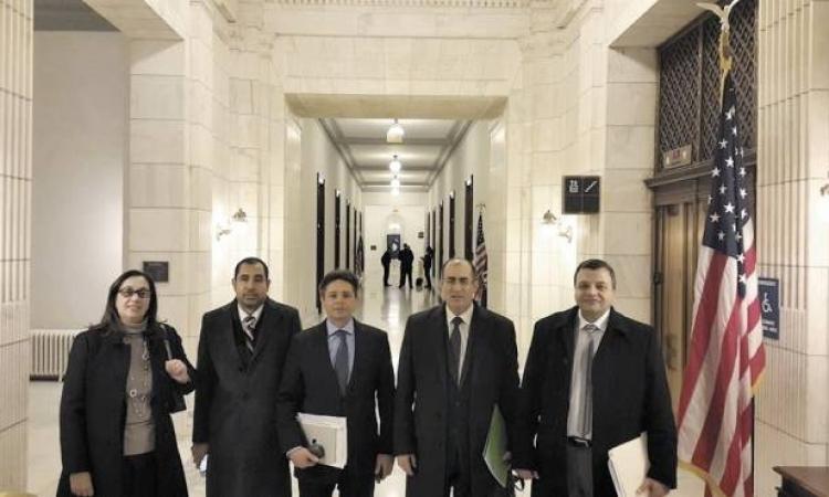 انتقادات أمريكية لاستضافة أعضاء من الإخوان بمقر الخارجية