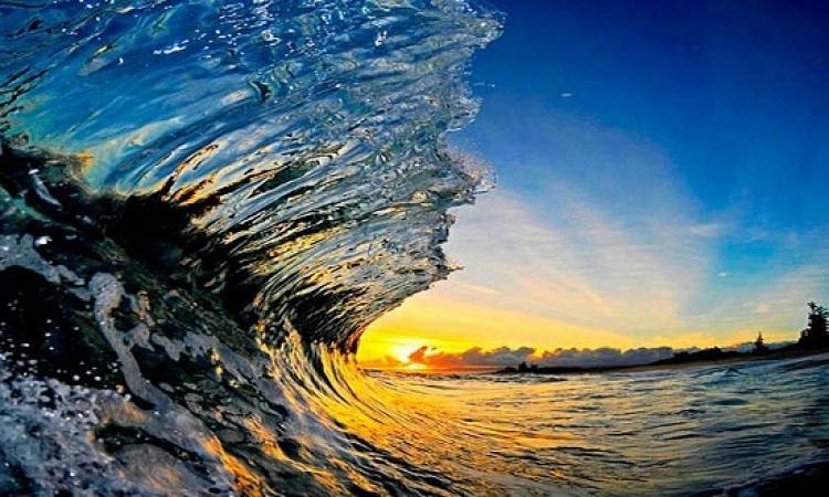 بالصور .. عيش فى أحضان الأمواج الساحرة
