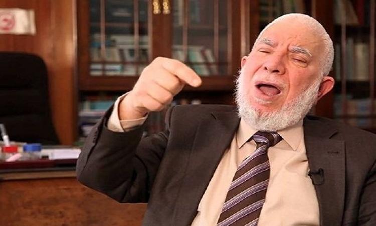 """وفاة """"جمعة أمين"""" نائب المرشد العام لجامعة الإخوان"""