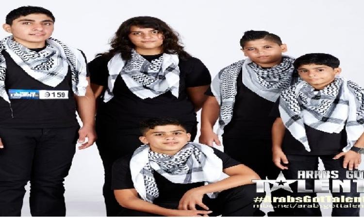 """"""" على الله تعود """" بصوت وأنغام صغار غزة .. تبكى لجنة تحكيم Arab Got Talent"""