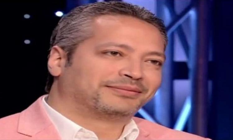 تامر أمين لمنى هلا وإيناس الدغيدى : عيب يا ماما !!