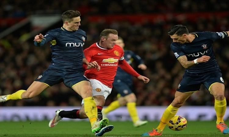 بالصور .. مانشستر يونايتد يسقط من جديد أمام ساوثهامبتون العنيد