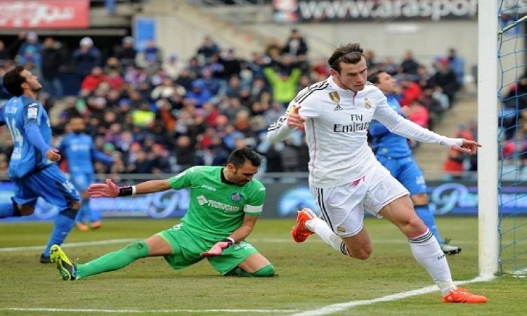 بالصور .. ريال مدريد يسحق خيتافى فى عقر داره بالليجا