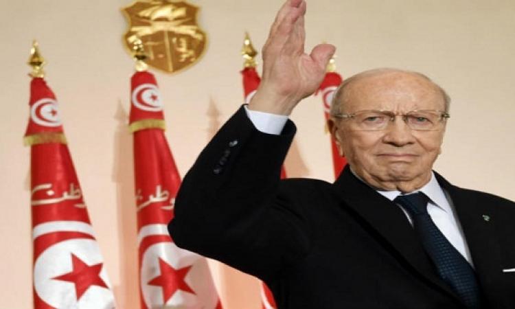 بالصور.. احتفالات بالذكرى الرابعة لثورة تونس