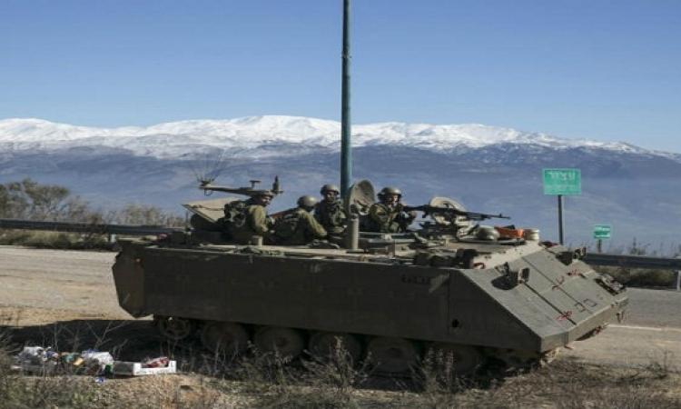 الجيش الإسرائيلى ينفى اختطاف أى من جنوده على الحدود اللبنانية