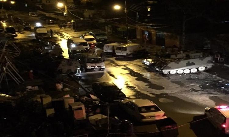 """وزير الداخلية اللبنانى: """"داعش"""" نفذت الهجوم على مقهى جبل محسن"""